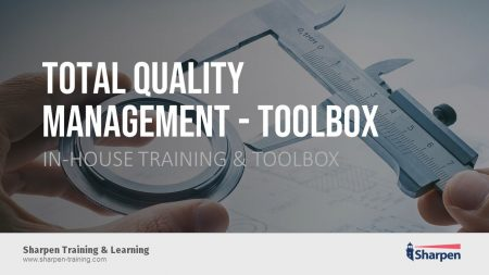 Sharpen In-house Training D2441_Total Quality Management TQM-Toolbox_16x9_EN